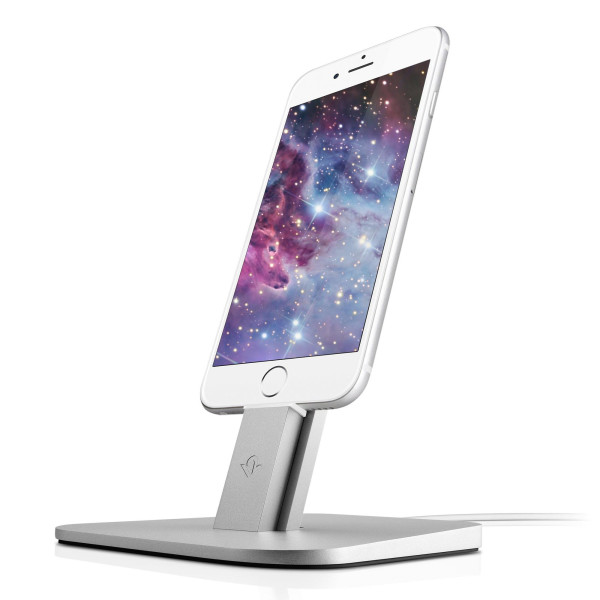 Twelve South HiRise for iPhone/iPad Mini, Silver