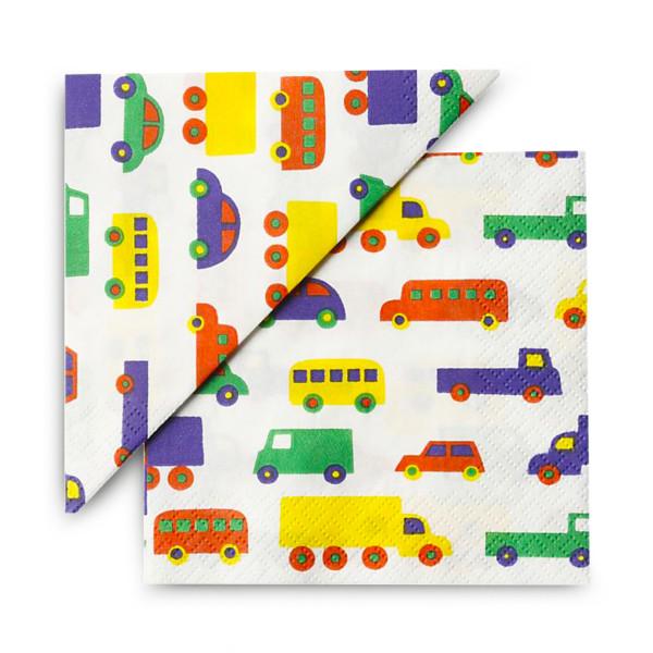 Marimekko Bo Boo Paper Napkins, 20 Pack