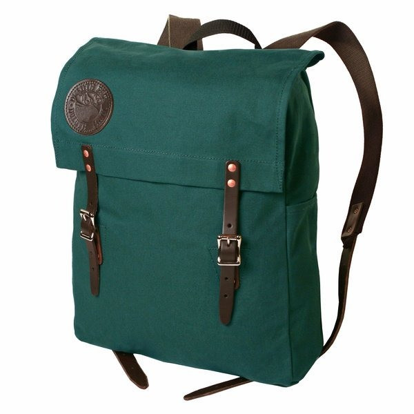 Duluth Pack Laptop Scoutmaster Backpack, Spruce