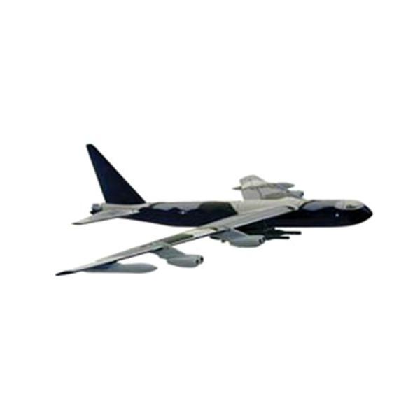 """Model Power 1/300 Die-Cast B-52 Bomber 8"""" MDP5391"""