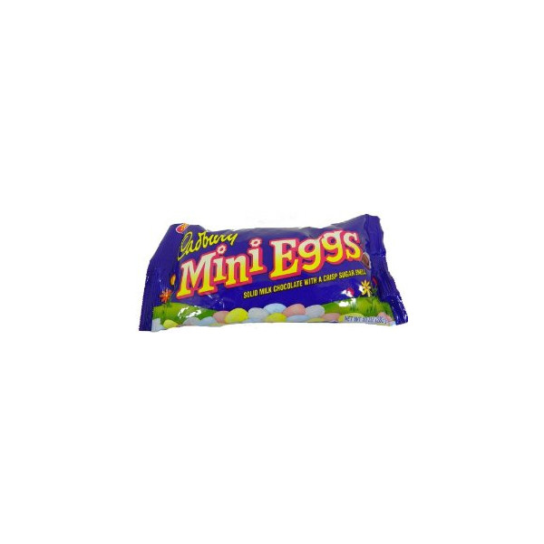 Cadbury Easter Candy Coated Mini Eggs, 10 Ounce Bag