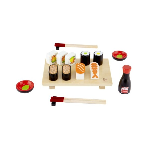 Hape - Playfully Delicious - Sushi Selection - Play Set