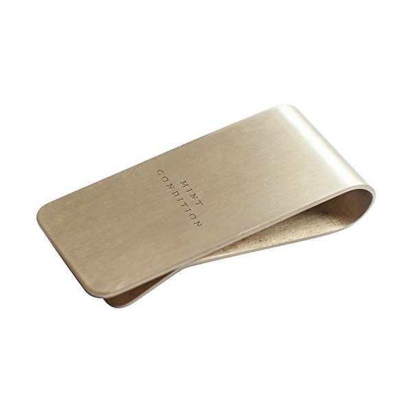 Izola Mint Condition Money Clip