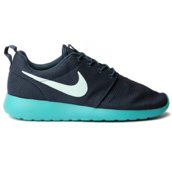 Nike Roshe Run Running Shoes, Squadron Blue