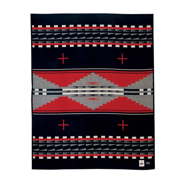 Pendleton Earth Blanket Robe