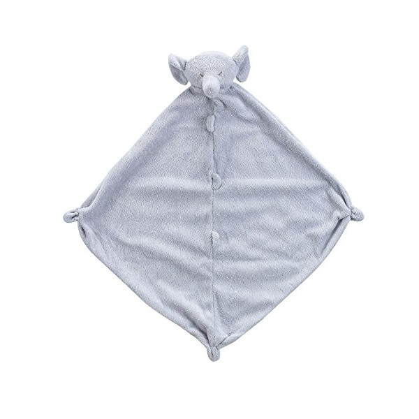 Angel Dear Blankie ~ Grey Elephant (Gray) Cuddle Blanket