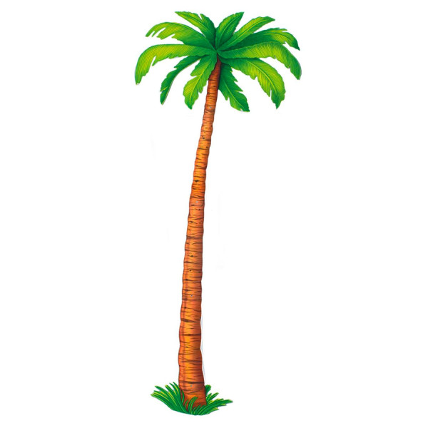 Palm Tree Cutout, 6 Feet