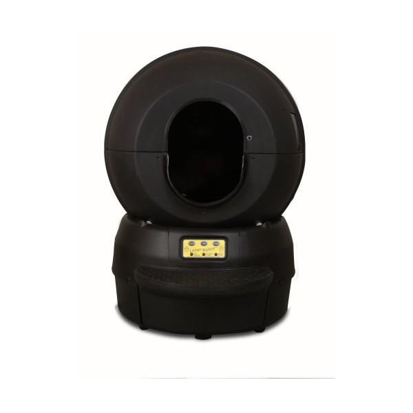 Litter Robot LRII Automatic Self-Cleaning Litter Box, Black