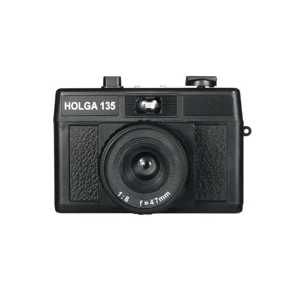 Holga 135 Plastic 35mm Camera