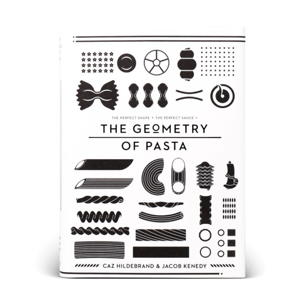 The Geometry of Pasta [Hardcover]