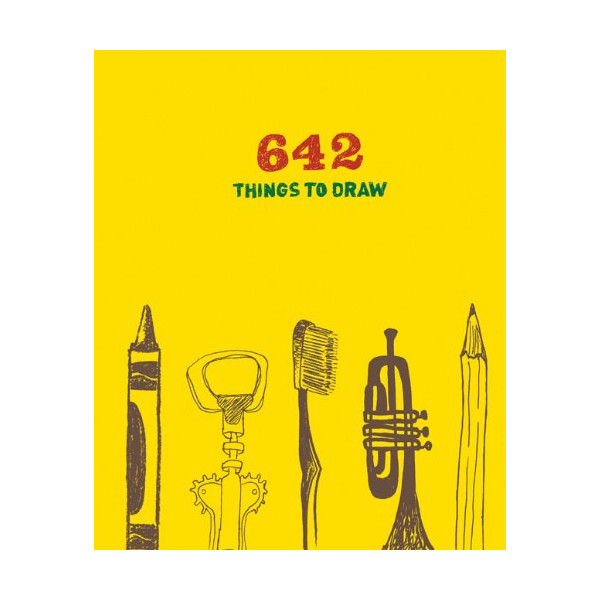 642 Things to Draw: Journal