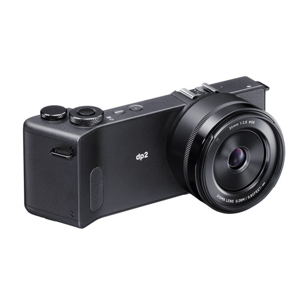 Sigma dp-2 Quattro Digital Point & Shoot Camera, 29MP