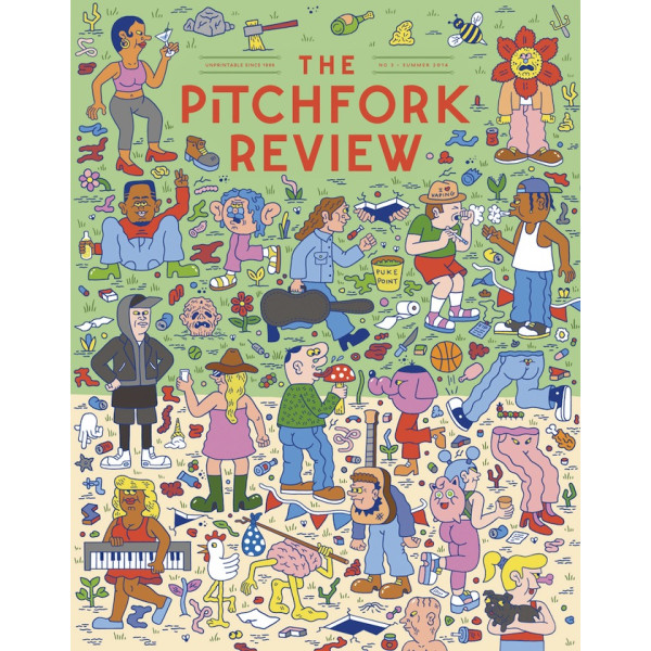 The Pitchfork Review Issue #3 (Summer)