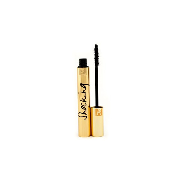 Yves Saint Laurent Volume Effet Faux Cils Shocking Luxurious Mascara for Women, Deep Black, 0.2 Ounce