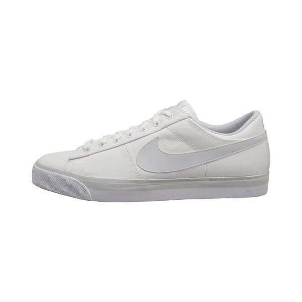 Nike Match Supreme Premium (White/Pure Platinum/White/Pure Platinum) Men's Shoes (White/Pure Platinum/White/Pure Platinum)