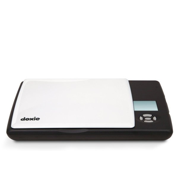 Doxie Flip Cordless Flatbed Photo and Notebook Scanner with Removable Lid