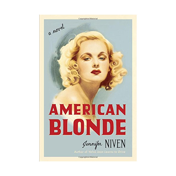 American Blonde: A Novel