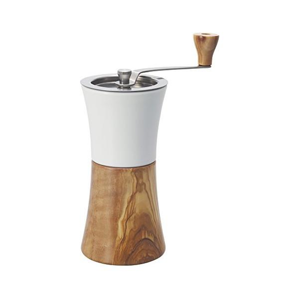 Hario Ceramic/Olive Wood Coffee Grinder
