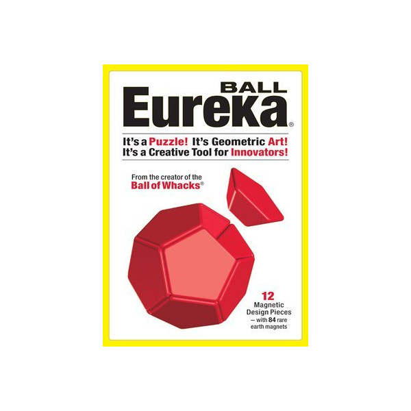 Creative Whack Roger Von Oech's Eureka Ball Puzzle