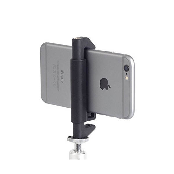 Glif - Adjustable Tripod Mount & Stand For Smartphones (Apple iPhone, Samsung, HTC, etc.)