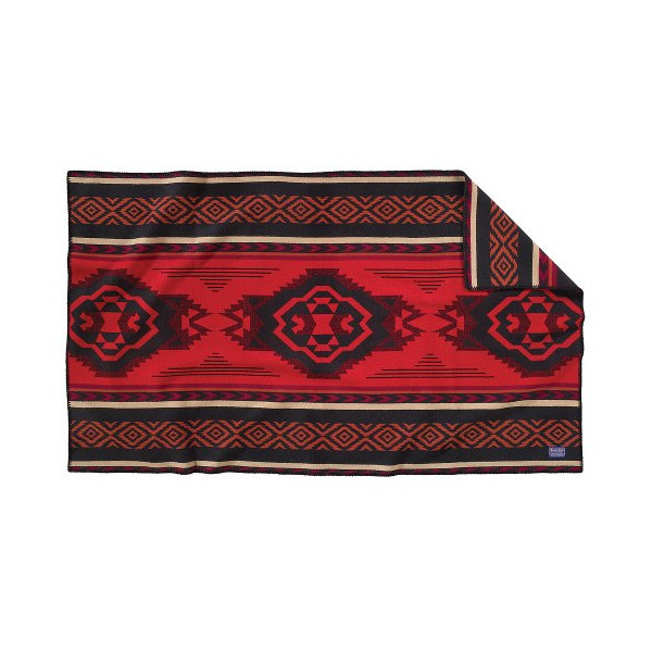 Pendleton Scarlet Rio Concho Saddle Blanket
