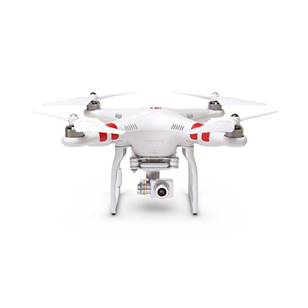 DJI Phantom 2 Vision+ V3.0 Quadcopter with FPV HD Video Camera and 3-Axis GimbalVideo Camera (White)