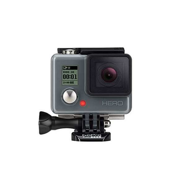 GoPro Hero4 Silver Edition Camera - International Version (No Warranty)