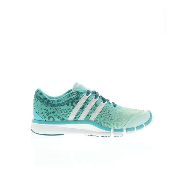 New Adidas Women's Adipure 360.2 Celebration Cross Trainer Mint/White 10