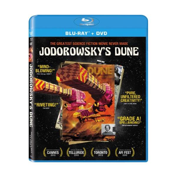 Jodorowsky's Dune [Blu-ray]
