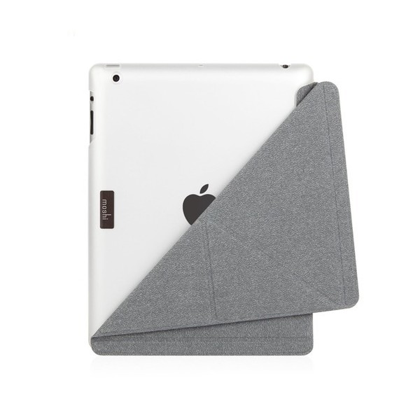 Moshi iGlaze VersaCover Origami Case with Wake/Sleep Function, 3rd / 4th Generation iPad