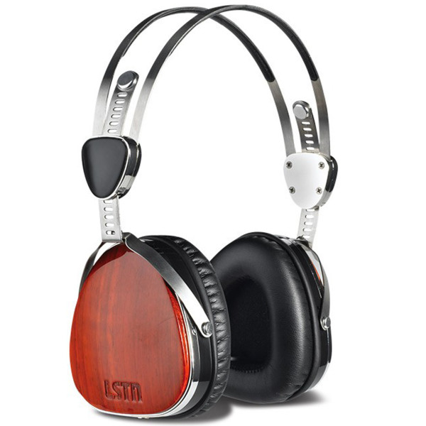 LSTN Headphones Cherry