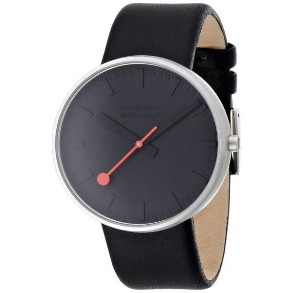 Mondaine Evo Giant Ultra Black Men's Watch