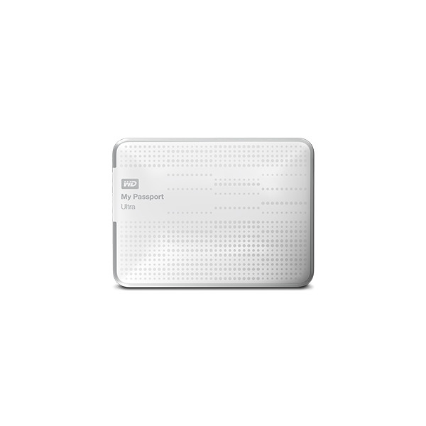 WD My Passport Ultra 2 TB Portable External Hard Drive