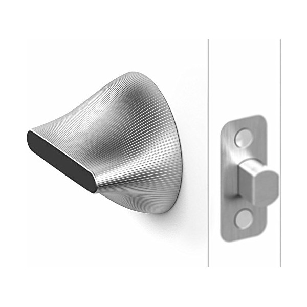 Friday - WiFi Electronic Smart Door Lock - Satin Nickel