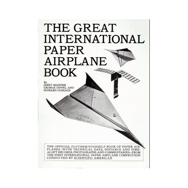 The Great International Paper Airplane Book