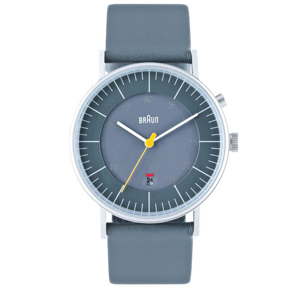 Dieter Rams Braun Men's Analog Watch