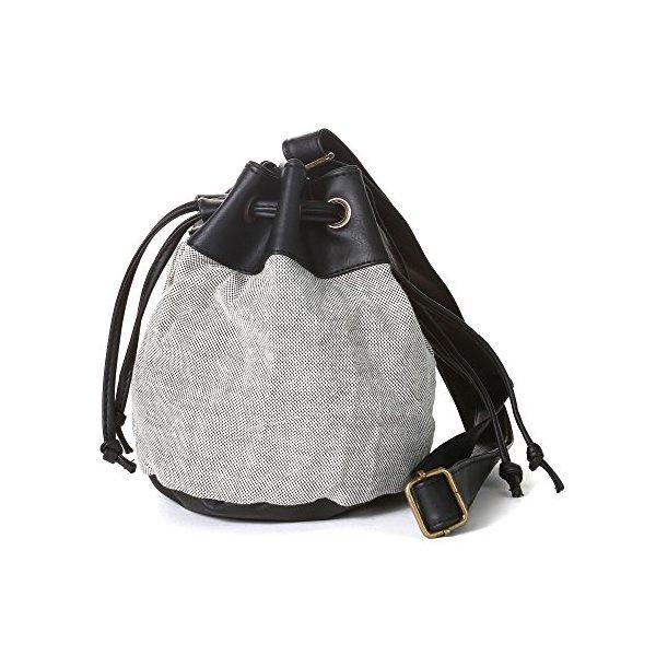 Twisted Women's BUCKEY Coated Solid Small Drawstring Bucket Hobo Crossbody Shoulder Bag