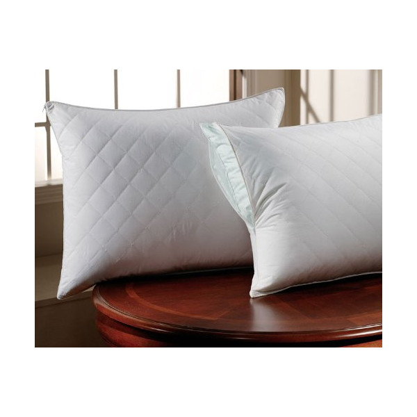 300 TC Cotton Sateen Quilted Pillow Protector Pillow (Jumbo)