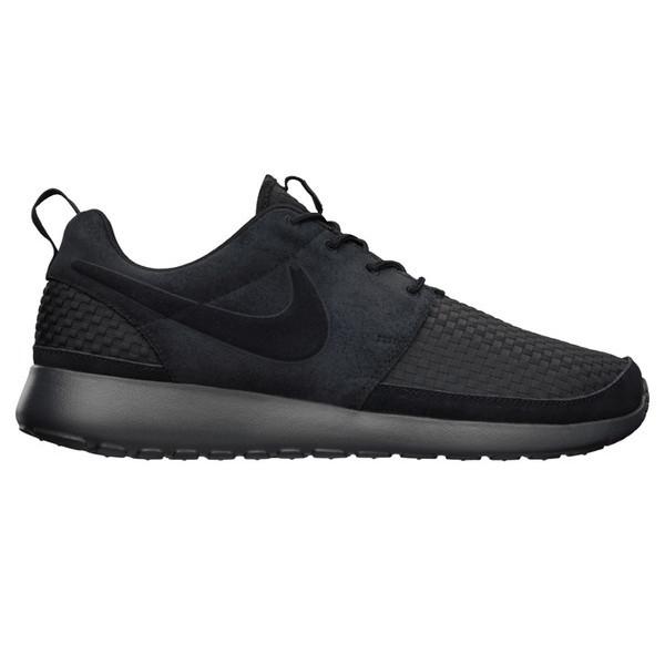 Nike Mens Roshe Run Woven Black
