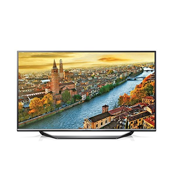 LG 49UF770V Ultra HD 4K 49 Inch LED- edge lit TV(2015 Model)