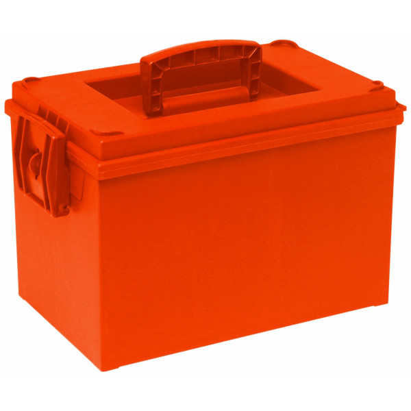 Wise Outdoors Tall Utility Dry Box, Orange