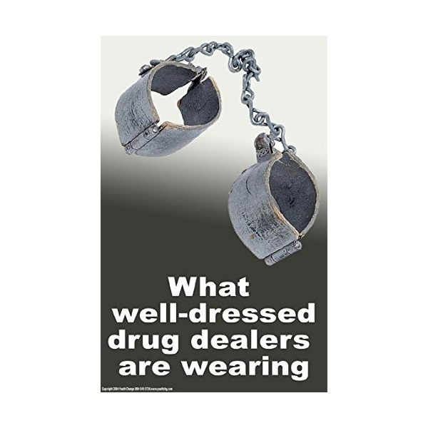 Poster #33 Teen Drug Dealer Poster