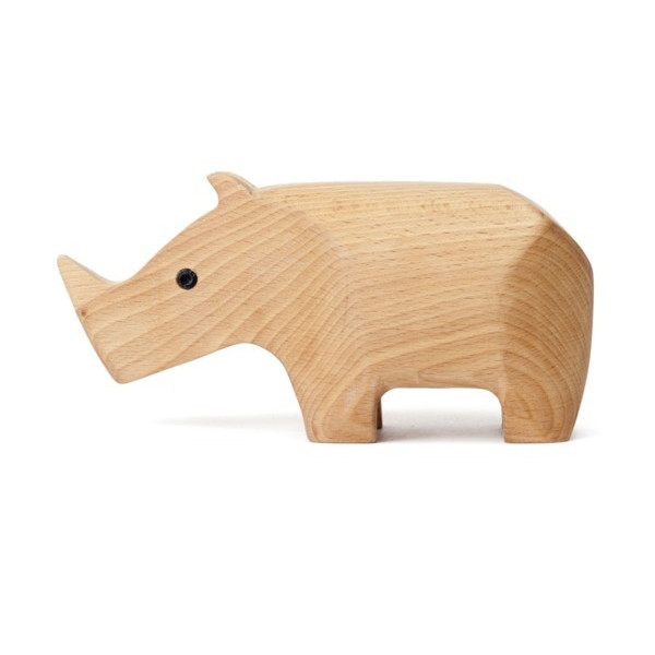 Areaware Rhino Trinket Box