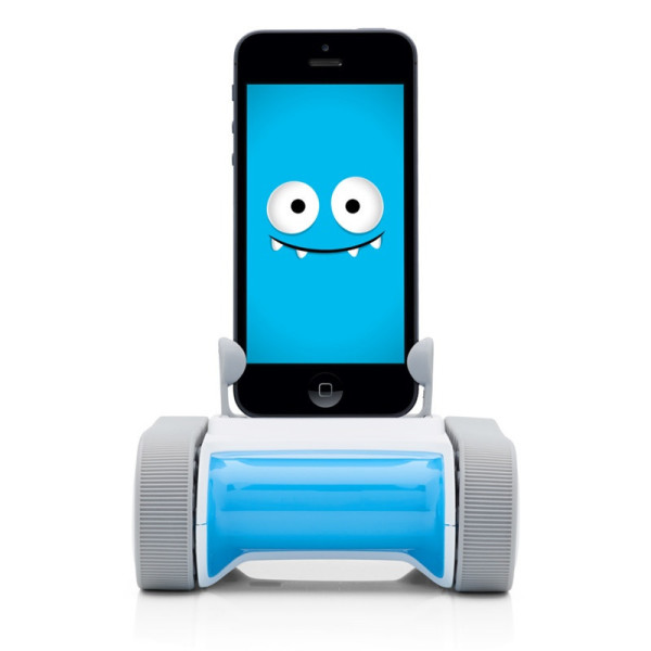 Romo Robotic Pet for iOS Devices (iPhone 5, etc)