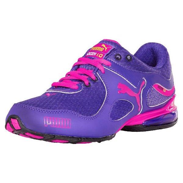 PUMA Women's Cell Riaze Cross-Training Shoe,Heliotrope,11 B US