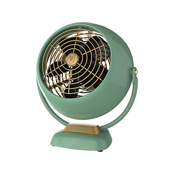 Vornado VFAN Jr. Vintage Air Circulator, Green