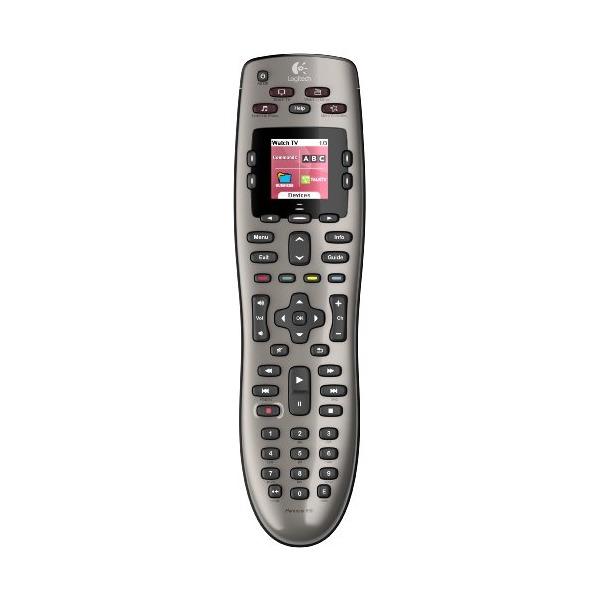 Logitech Harmony 650 Remote Control - Silver (915-000159)