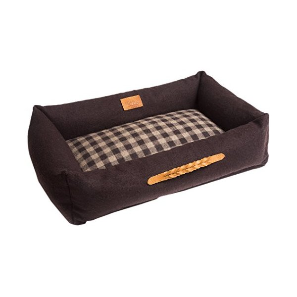 Nufnuf Organic Felt Bed Bobbie, Medium
