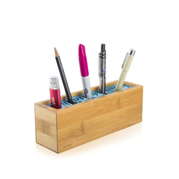 Quirky Pen Zen Bamboo, Blue