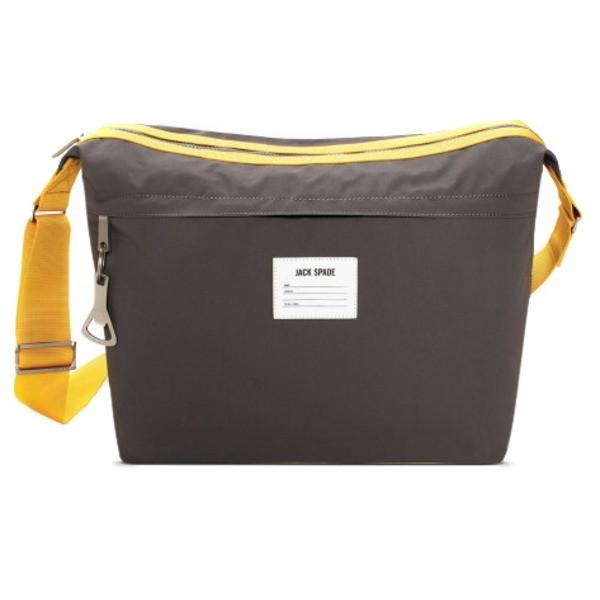 Jack Spade Apex Barrel Duffle Bag
